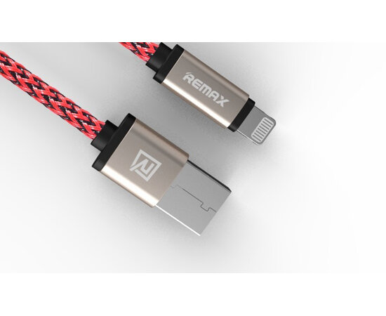 "Lightning USB кабель ""Remax"" для iPhone/iPod/iPad"