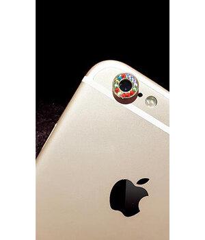 Защита камеры Mix для iPhone 6/6S